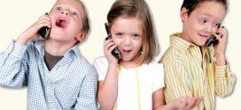 Rano korišćenje mobilnih telefona