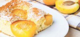 Brzi kolač sa kajsijama (šljivama)