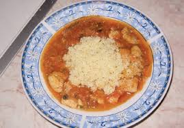 Kuskus od povrća
