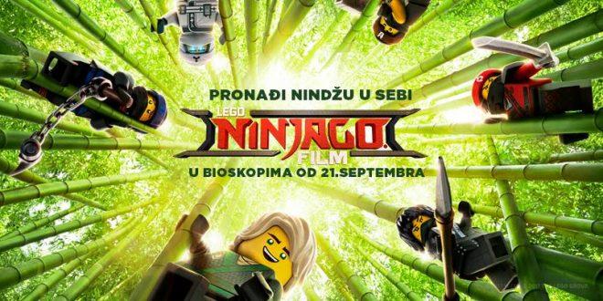 DŽEKI ČEN U NOVOM LEGO FILMU