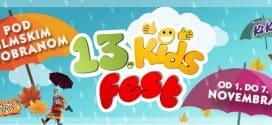 KIDS FEST- Jesenja filmska čarolija za najmlađe
