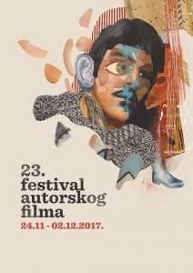 23.Festival autorskog filma