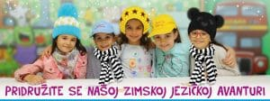 Jezički centar EQUILIBRIO KIDS – Zimski kamp