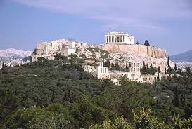 Akropolj i Partenon