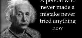 10 životnih lekcija Alberta Ajnštjna