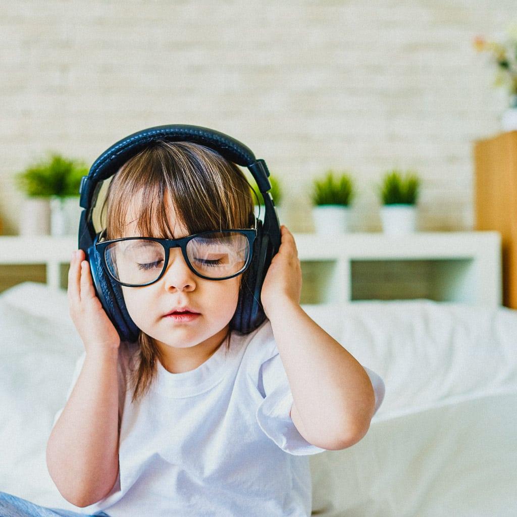 Aktivno slušanje muzike