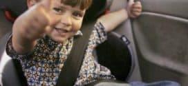 Namene i vrste dečijih sedišta za automobile