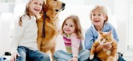 Kako kućni ljubimci utiču na razvoj deteta