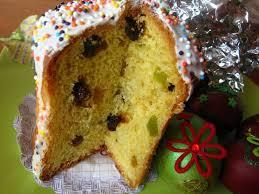 Kulič-Ruski Uskršnji kolač