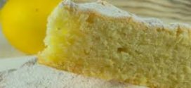 Fantastični limun kolač