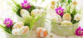 Ideje za ukrašavanje Uskršnjeg stola