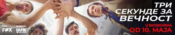 """Premijera filma """"Tri sekunde za večnost"""" okupila ljubitelje sporta-Fame solutions"""