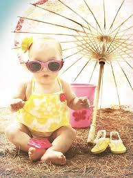Kako najbolje obući bebu u letnjim  uslovima?