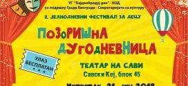 Letnji pozorišni maraton za decu-Teatar na Savi