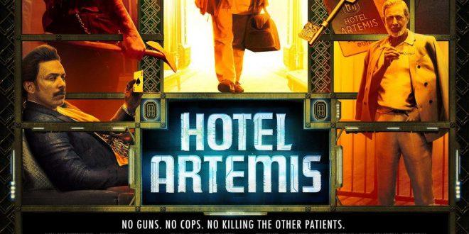 Hotel Artemis – Blitz film