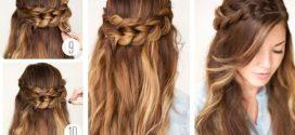 Maštovite i jednostavne letnje frizure