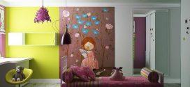 Dekoracija dečije sobe: Kako odabrati odgovarajuću boju sobe?