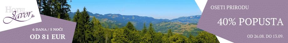 OsetiPrirodu2019 – hotel Javor