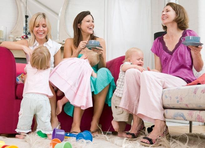 razliciti tipovi mama
