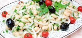 Piyaz – Turska salata od pasulja