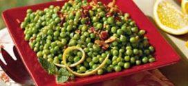 Salata od graška i maslina