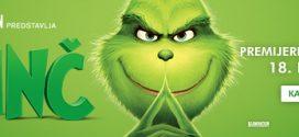 Simpatični ali namršteni Grinč čeka vas 18. novembra na premijernim projekcijama-Taramount