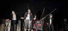 Predstava POŠTO GVOŽĐE Fakulteta dramskih umetnosti u DKSG