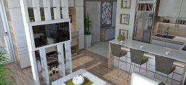 Uređenje malog stana od 41 kvm