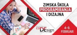 Prijavite se besplatno za školu programiranja i dizajna Inbox x