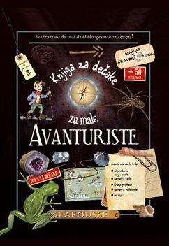 Knjiga za dečake – male avanturiste