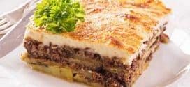 Recept za pravu grčku musaku