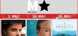 """MAJ – MESEC AUTORSKOG FILMA, filmovi """"Suton"""", """"Devojka"""" i """"Granica"""" u bioskopima u maju-MCF"""