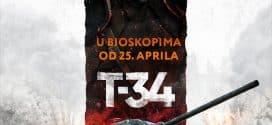 Najgledaniji ruski akcioni film T-34 od ovog četvrtka u bioskopima-Dexin film