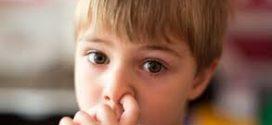 Moje dete opet kopa nos