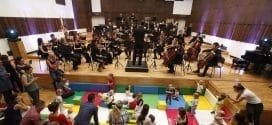 Koncerti za bebe beogradske filharmonije