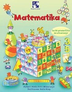 Matematika sa 86 prozorčića za otvaranje