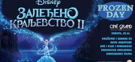 Frozen Day uz Zaleđeno kraljevstvo 2 u bioskopu Cine Grand
