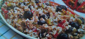 Salata od tunjevine i pirinča