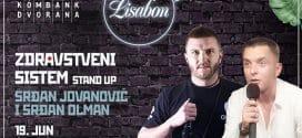 """STAND UP KOMEDIJA PONOVO U """"LISABON KANTINI"""""""