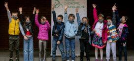 Donacija Fondacije Novak Đoković svim đacima prvacima u Srbiji