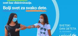 UNICEF- Međunarodni dan deteta – Mladi u 2020. godini