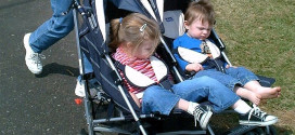 Ne gurajte decu u kolicima posle treće godine