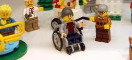 Lego predstavio svoju prvu figuricu u invalidskim kolicima