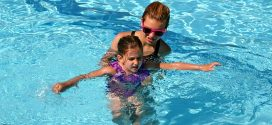 Naučite dete da pliva