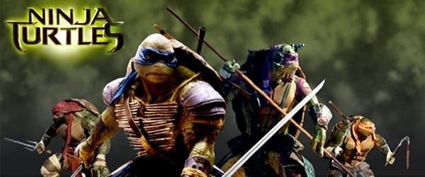 Nindža kornjače – Taramount