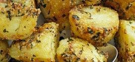 Najukusniji pečeni krompir