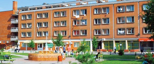 Студентски центар спреман за пријем студената