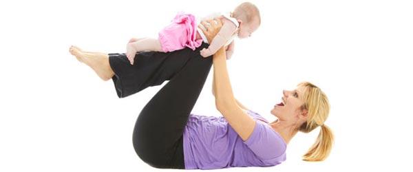 vezbanje-posle-porodjaja