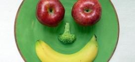 Zdrave navike u ishrani male dece
