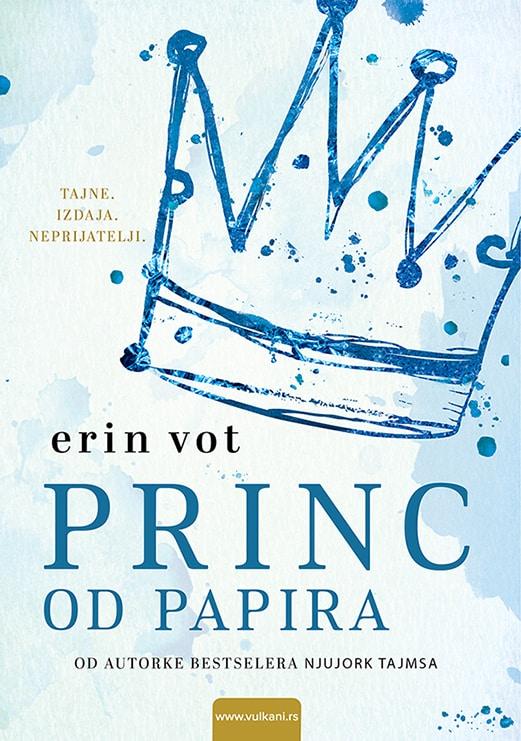 Princ od papira- Erin Vot